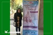 درخشش عضو کانون در جشنواره ادبی نوجوان و فردوسی
