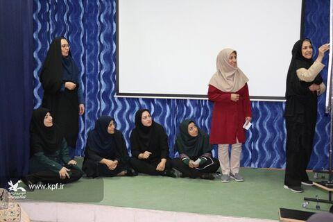 برگزاری دوره آموزشی روشهای شناخت، ارزیابی و هدایت رفتار اعضا در مراکز فرهنگی