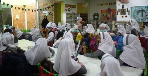 ویژه برنامههای ایام فاطمیه در مراکز فرهنگی و هنری کانون استان قزوین