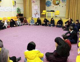 انجمن نمایش کانون استان تهران در مرکز 42 برگزار شد