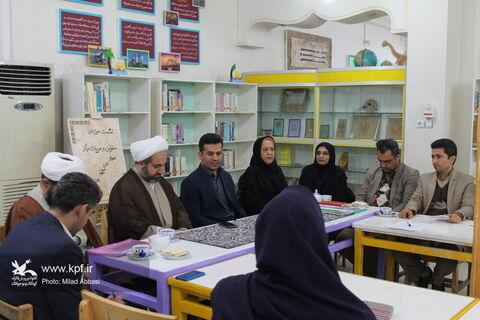 برگزاری اولین نشست کارگروه کودک و نوجوان ستاد دهه فجر خوزستان در اهواز