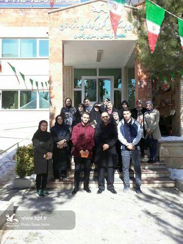 نشست هم اندیشی انجمن ادبی کانون استان زنجان