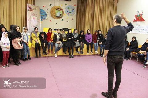 انجمن نمایش کانون استان تهران مرکز 42/ عکس: یونس بنامولایی