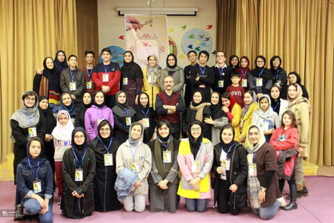 انجمن نمایش کانون استان تهران یک ساله شد