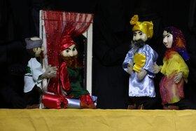 فسا با نمایش«آن شب که از آسمان کوفته آمد، از ناودان گوشت» به میدان آمد