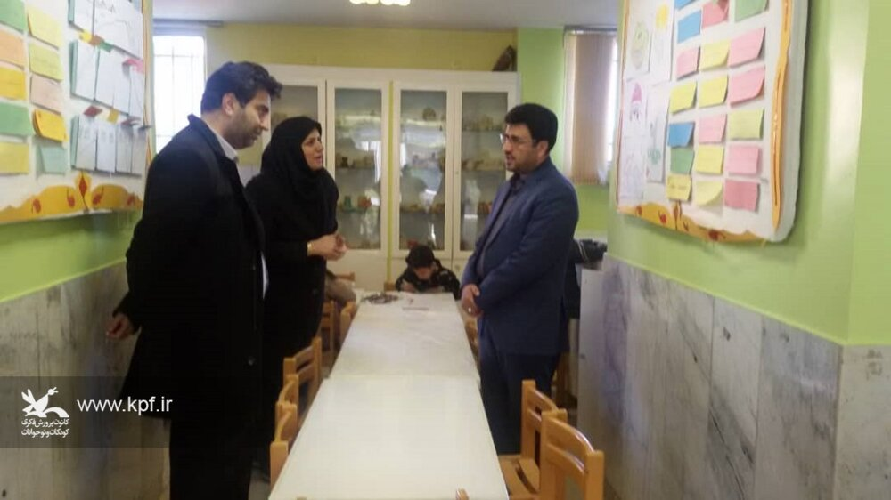 همزمان با دهه فجر آسمان نمای کانون پرورش فکری کودکان و نوجوانان اردستان افتتاح می شود