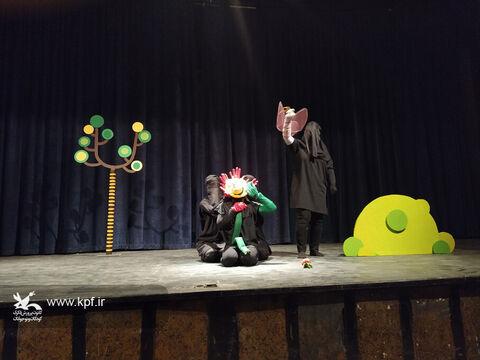 هجدهمین جشنواره هنرهای نمایشی؛ مرحلهی استانی کانون اردبیل