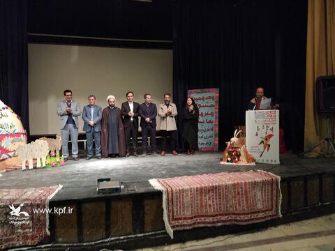 اختتامیه مرحلهی استانی هجدهمین جشنوارهی هنرهای نمایشی؛ کانون اردبیل