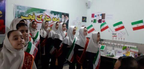 گزارش تصویری (۱) آغاز برنامههای دههفجر ۱۳۹۸ در مراکز کانون استان آذربایجانغربی