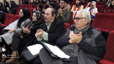 هجدهمین جشنواره هنرهای نمایشی کانون لرستان