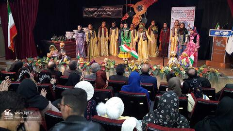 هجدهین جشنواره نمایش عروسکی استان لرستان