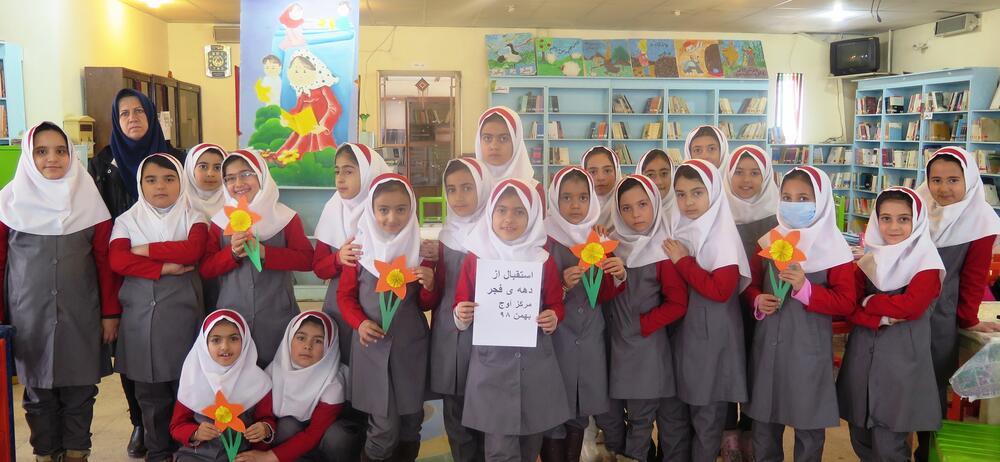 آغازی خوب برای ویژه برنامههای دهه مبارک فجر در کانون استان قزوین