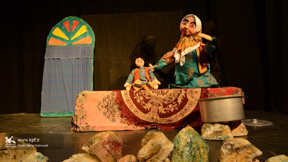 جشنواره هنرهای نمایشی درکانون لرستان برگزارشد