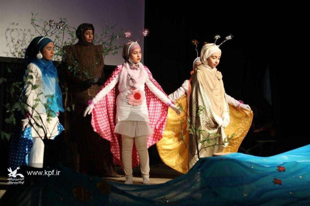 مرحلهی استانی هیجدهمین جشنوارهی هنرهای نمایشی کانون پرورش فکری یزد، آغاز به کار کرد