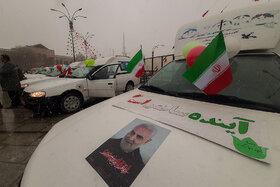 سفیران فرهنگی روستاها لحظهی ورود امام امت به میهن اسلامی را جشن گرفتند