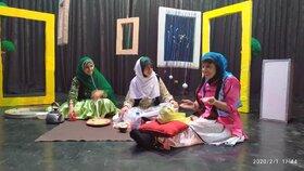 هجدهمین جشنوارهی هنرهای نمایشی در کانون سیستان و بلوچستان در حال برگزاری است
