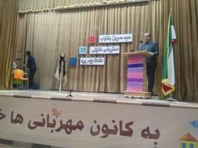 افتتاحیه جشنواره هنرهای نمایشی در کانون استان ایلام