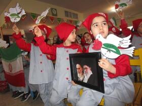 حضور پرشورکودکان و نوجوانان آذربایجان شرقی در «استقبال ازآفتاب»