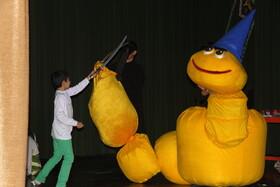 ۲۰ اجرای نمایش عروسکی در دهه فجر روی صحنه می رود