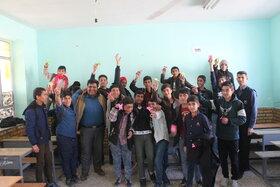 «فجرانه پیک اُمید» کانون خوزستان در مناطق عشایری دهدز