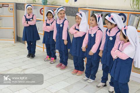گشایش نمایشگاه دههی فجر در کانون شهمیرزاد