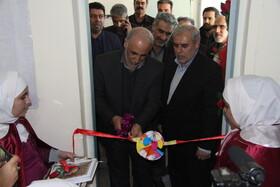 افتتاح کتابخانه مدرسه حضرت سکینه (س) سلماس