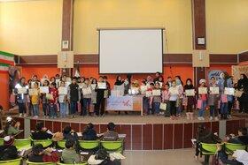 دومین دوره مسابقات استانی محاسبات ذهنی با چرتکه در شهرکرد برگزار شد
