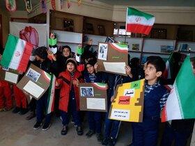 ویژهبرنامههای دهه مبارک فجر در مراکز کانون آذربایجان شرقی (۳)