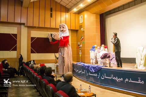 برگزیدگان هجدهمین جشنواره هنرهای نمایشی کانون پرورش فکری استان همدان معرفی شدند