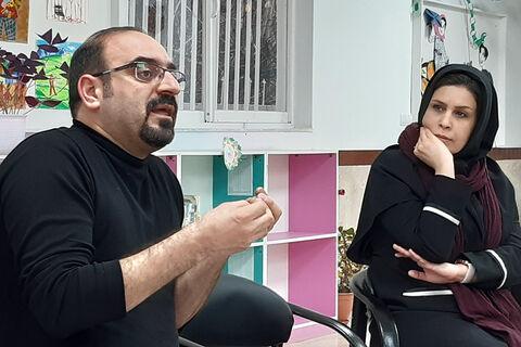 با حضور رییس انجمن نمایش، هفتمین نشست انجمن نمایش کانون مازندران برگزار شد