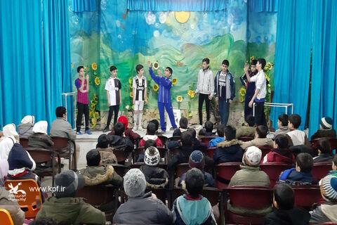 اجرای نمایش صحنهای «جمشیدشاه» در کانون شاهرود