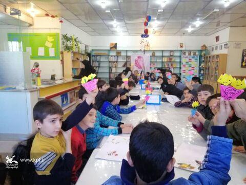 ویژهبرنامههای دهه مبارک فجر در مراکز کانون آذربایجان شرقی (3)