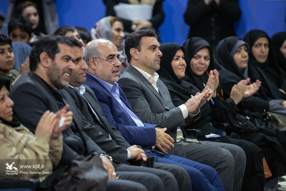 قهرمانان فرهنگی کانون پرورش فکری استان کرمانشاه تجلیل شدند