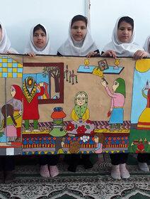 ثبت تصویری میراث ناملموس فرهنگی آذربایجان توسط اعضای کانون آلنی