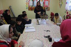 برگزاری نشستهای ادبی در مراکز شماره یک پارسآباد و ۵ کانون اردبیل