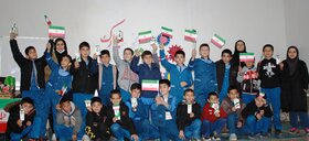 رونق مراکز کانون استان قزوین در دهه مبارک فجر