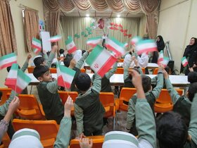 ویژهبرنامههای دهه مبارک فجر در مراکز کانون آذربایجان شرقی (۴)