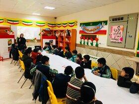 برگزاری ویژهبرنامههای دهه مبارک فجر در مراکز کانون پرورش فکری استان کرمانشاه(۳)