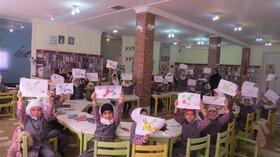 گرامیداشت ایام الله دهه فجر در مرکز شماره۴ کانون کرج