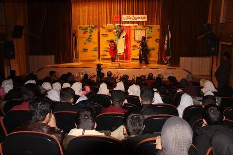 جشنواره هنرهای نمایشی کانون ایلام به روایت چشم شیشه ای