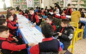 چند نما از رونق مراکز کانون استان قزوین در دهه مبارک فجر