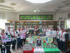 چهل و یکمین دهه مبارک فجر در کانون پرورش فکری کودکان و نوجوانان گلستان