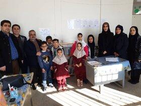 آغاز تجهیز و راه اندازی کتابخانه مدارس روستائی مناطق زلزله زده شهرستان سراب