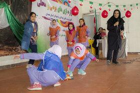 نخستین جشنوارهی بازیهای بومی و محلی شهرستان نهاوند برگزار شد