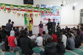«فجرانه پیک اُمید» کانون خوزستان در مناطق عشایری شهیون از توابع شهرستان دزفول