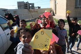 «فجرانه پیک اُمید» کانون خوزستان در مناطق عشایری سیاه منصور از توابع شهرستان دزفول