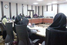 برگزاری نشست تخصصی «روشهای جدید انواع نمایش» در مجتمع کانون زاهدان