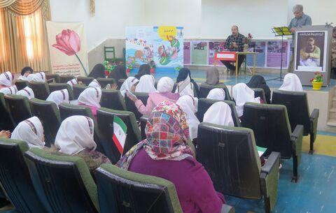 یک ویژه برنامه ادبی با حضور مسوولان