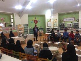 «تیتر پنج شنبه» فجرانهی فرهنگی و ادبی کانون پرورش فکری در اهواز