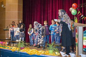 پیک شادی کانون، بهانهایی است برای دورهمی کودکان به همراه خانوادهایشان